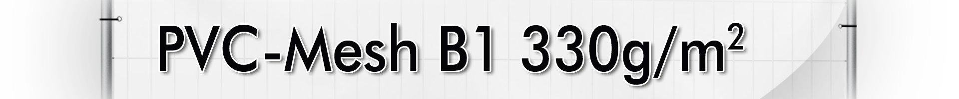 PVC-Mesh B1 330g/m²