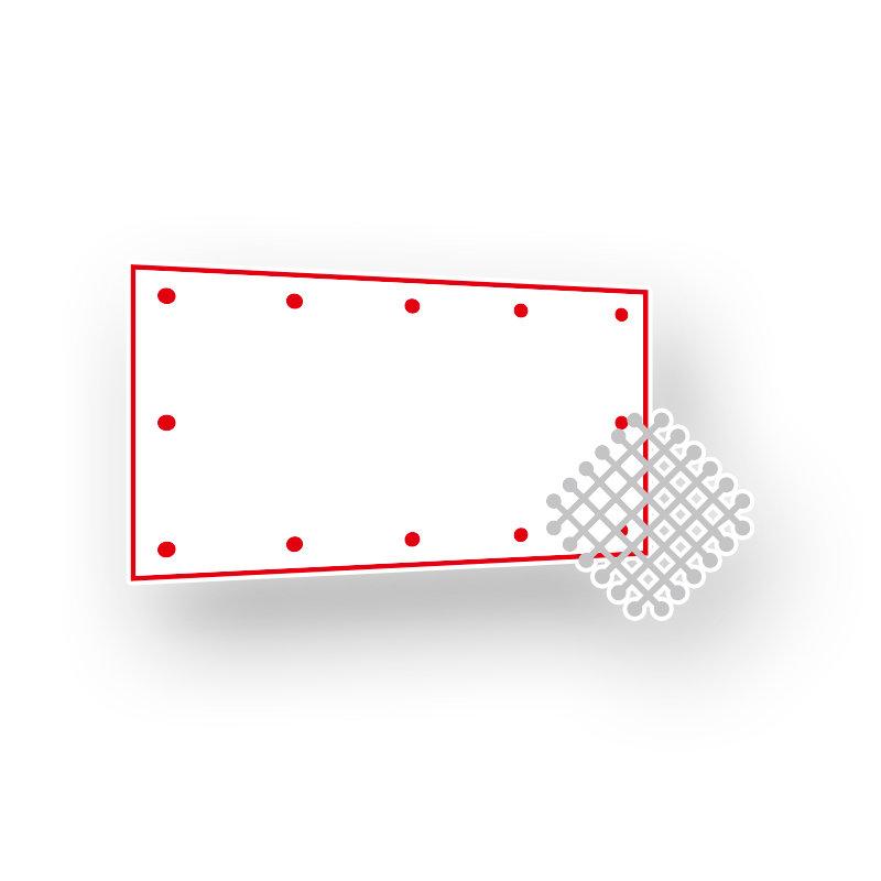 PVC Mesh Banner B1 330g/m²