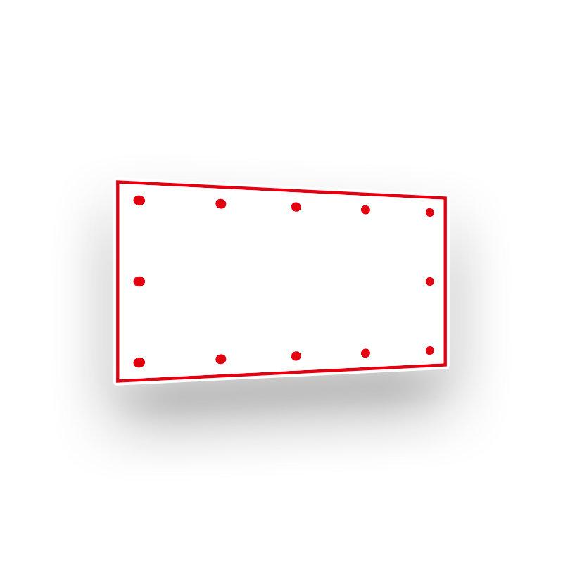 PVC Frontlit Banner B1 510g/m²