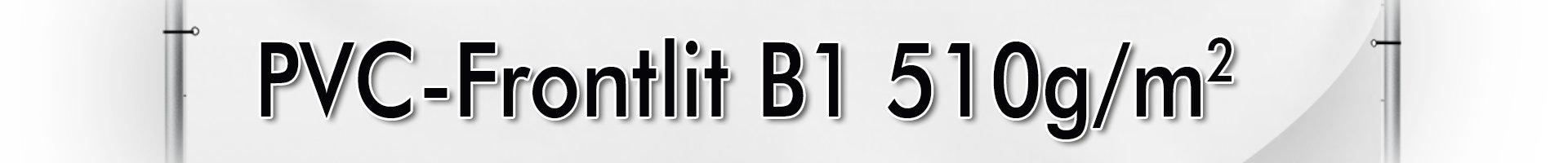 PVC-Frontlit B1 510g/m²